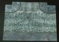 7mm 1:43 Cobbled Granite Roads Junction And Pavements Extension Kit