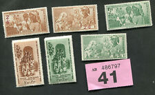 Set stamps of    French Colonies and Territories
