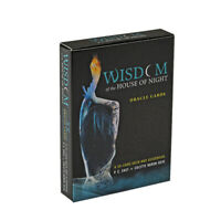 Wisdom of the House of Night Oracle Cards Deck Online Guidebook Goddess Nyx 50