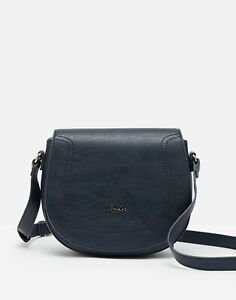 Joules Womens 211172 Pu Cross Body Bag - French Navy - One Size