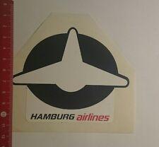 Aufkleber/Sticker: Hamburg Airlines (181216139)