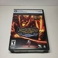 The Lord Of The Rings Online Mines Of Moria Games For Windows complete edition