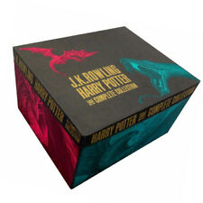 J.K.Rowling Harry Potter The Complete Collection 7 Books Box Set  HARDBACK NEW