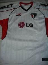 Sao Paulo FC SPFC Home Jersey Classic Penalty Size L