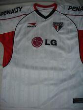 Sao Paulo FC SPFC Home Jersey Clásico pena Talla L