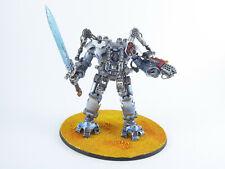 Nemesis Ritter der Grey Knights /Warhammer 40k - gut bemalt -