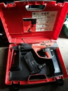 Hilti Dx460 F8 With Mx7 Fully Automatic Powder Actuated Fastening T