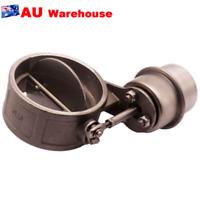 Vacuum Negative Pressure Activated Exhaust Cutout Dump 63MM Pressure: About 1BAR
