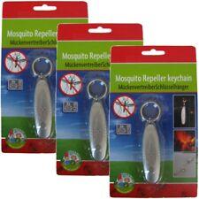 Mücken /& Insektenvertreiber mobil Schlüsselanhänger mit Taschenlampenfunktion