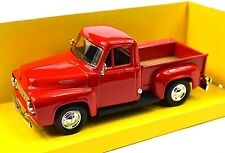 FORD F-100 PICKUP 1953 1:43 NEW 94204 BRIGHT RED LUCKY ROAD SIGNATURE