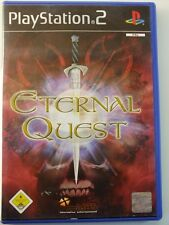 !!! PLAYSTATION ps2 gioco Eternal quest, usati ma ben!!!