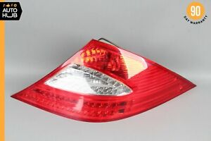 09-11 Mercedes W219 CLS550 CLS63 AMG Tail Light Lamp Right Passenger Side OEM