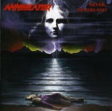 Annihilator 'Never, Neverland' CD - NEW