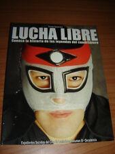 REVISTA EXPEDIENTES SECRETOS CINE LUCHADORES VOLUMEN III wrestling magazine luch