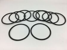 """10 HOLLEY QFT AED DEMON CARBURETOR 4150 4160 AIR CLEANER GASKET .125"""" THICKNESS"""