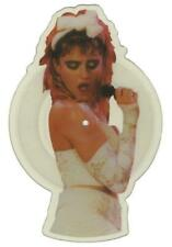 Angel + Stickered PVC Sleeve Madonna UK shaped picture disc vinyl record