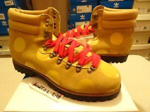 NEW RARE Adidas x Jeremy Scott Polka Dots JS Boot G50730 Panton RED MENS SZ 11