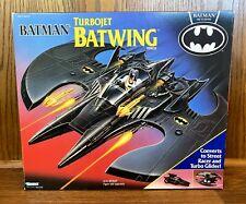 Turbojet Batwing Vintage Batman Returns Vehicle New NIB Sealed Kenner 1991 90s
