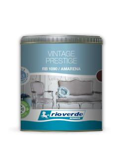 VERNICE VINTAGE PRESTIGE RIO VERDE RB EFFETTI MATERICI EFFETTO SHABBY 0,5 L