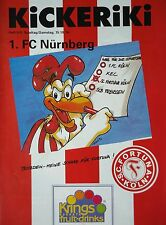 Programm 1994/95 SC Fortuna Köln - FC Nürnberg
