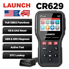 LAUNCH ABS SRS Airbag Reset Engine Code Reader OBD2 Car Diagnostic Scanner Tool