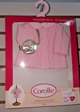 """Corolle Mon Premier , 12"""" Coat Sparkling Clouds New in Package"""