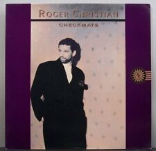 (O) Roger Christian-Checkmate (UK) [Comme neuf -/EX +]