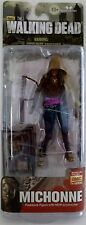 "MICHONNE FLASHBACK The Walking Dead 5"" inch Figure Series 6 McFarlane 2014"