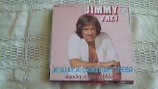 45t  JIMMY FREY---JE SLUIT JE OGEN NIET MEER-