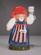 +# A009711 Goebel Archiv Muster Larson Kerzenhalter Weihnachtsfrau 54-034 Plombe