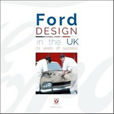 Ford Design in the UK 70 years of success paper book