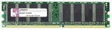 512MB Kingston DDR1 RAM PC2100U 266MHz CL2 184pin Desktop Memory KVR266X64C2/512
