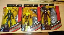DC Multiverse Mattel The Flash Reverse Arrow TV Series New