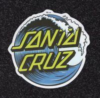 Santa Cruz, Wave, Vinyl Sticker  (Mix & Match Promotion) A001