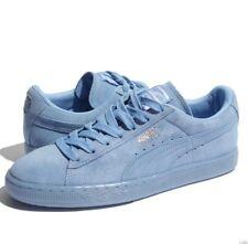 Men's PUMA Classic ICED Pack sz 13 Little Boy BLUE Athletic Shoes Suede