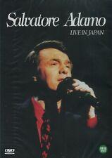 Salvatore Adamo : Live in Japan (DVD)