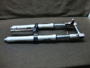 03 2003 BUELL XB9R XB9 R FIREBOLT FORK SET, TUBES, SUSPENSION, STRAIGHT!! #WC108