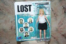 """LOST SERIES 6 """"CLAIRE LITTLETON"""" ACTION FIGURE 8"""" NEW BIF BANG POW 2011 LTD ED"""