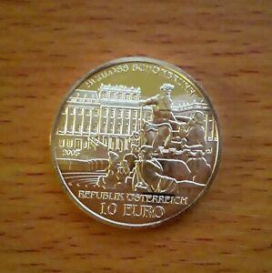 10 euro Argent Autriche 2005