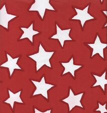 Red Stars Gift Tissue Paper-20 Large Sheets