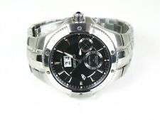 Seiko SNP007 Coutura Kinetic Perpetual Calendar Stainless Steel Mens Watch