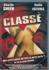 DVD ZONE 2--CLASSE X--SHEEN/ESTEVEZ