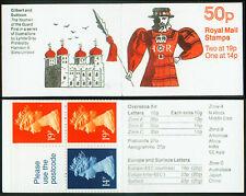 Great Britain Booklet 50p The Yeomen of Bk253 Sg Fb51