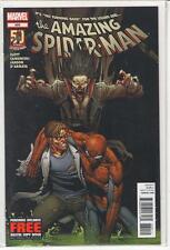 Amazing Spiderman #689 The Lizard Morbius The Living Vampire Dan Slott 9.6