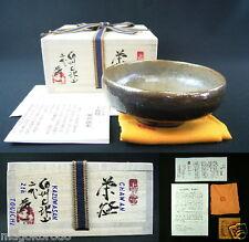 c1383,Japanese,KINSAI-BATARAI HIRA-TeaBowl,WABI-CHAWAN.