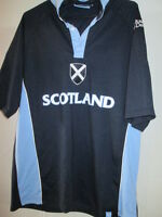 Scotland Leisure Training Supporters Football T Shirt Size Large