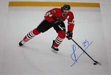 Martin Havlat signed Blackhawks 8x10 photo COA