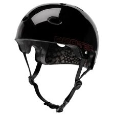Pro-tec b2 bike sxp-bike skate casco-Gloss Black