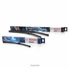 BOSCH Scheibenwischer Wischerblätter A297S + A332H für AUDI A4 AVANT B9 + Q5 8R