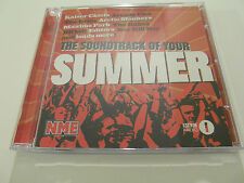 NME The Soundtrack Of Your Summer - Various Artists ( CD Album ) Used very good